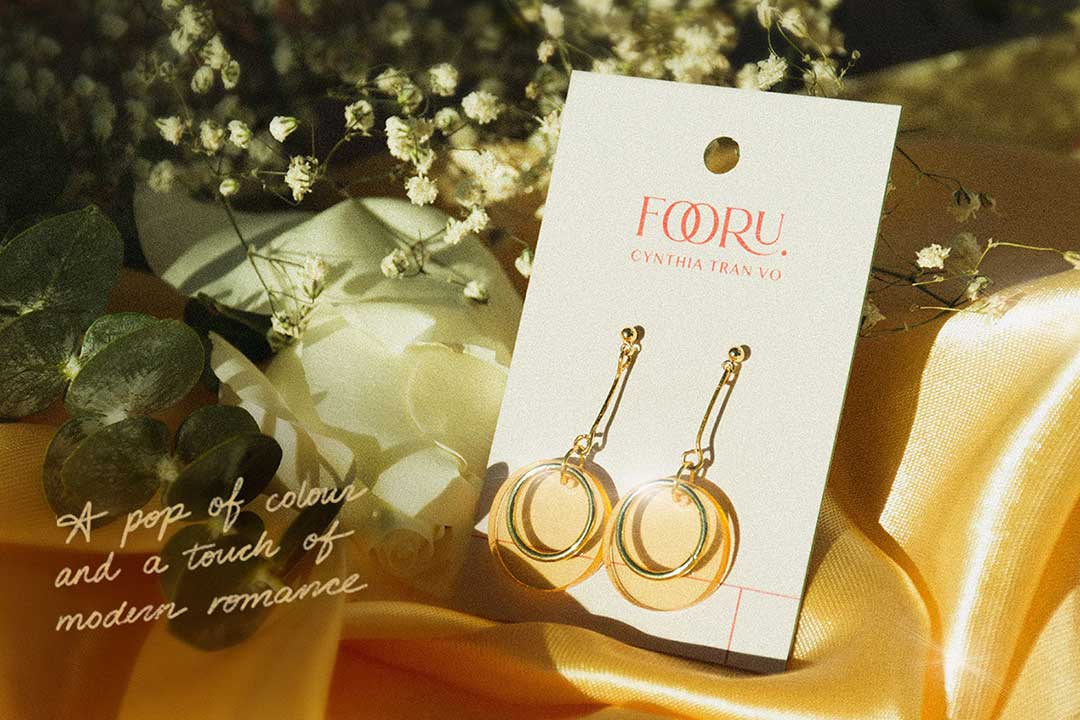 Fooru Earrings